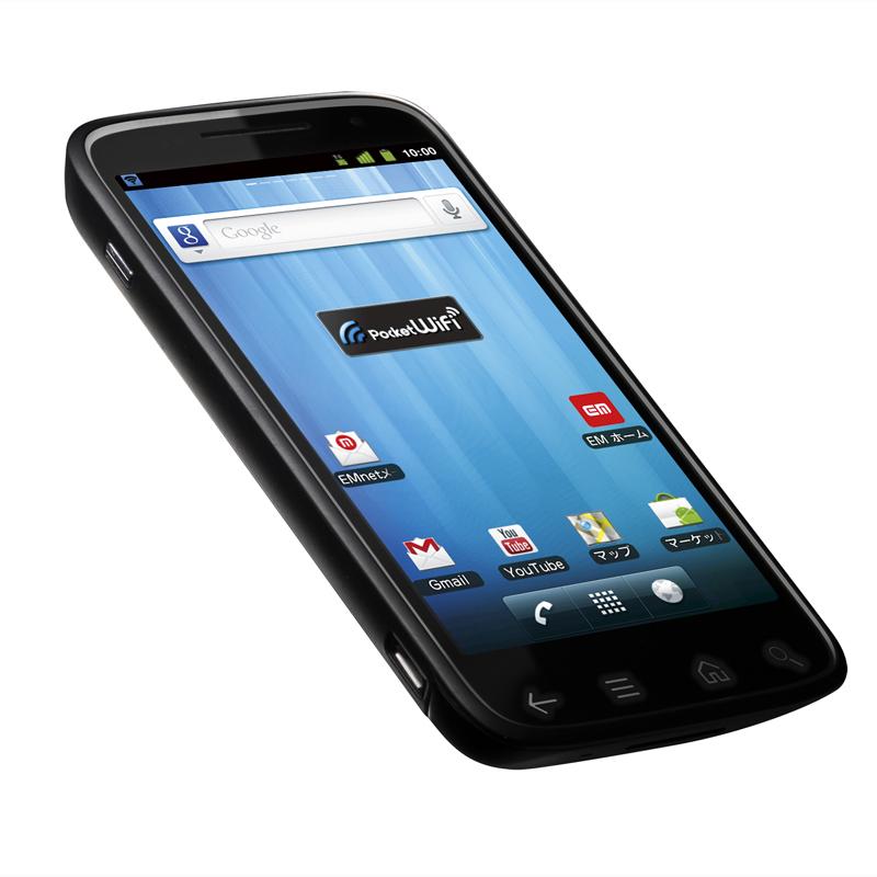 イー・モバイル GS01画像