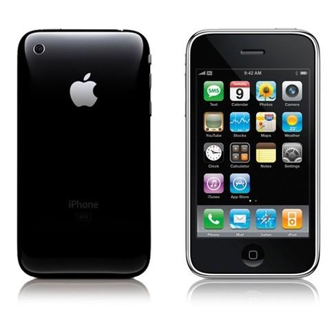 SoftBank iPhone 3GS画像