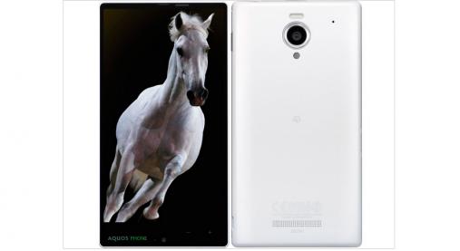 SoftBank AQUOS PHONE Xx 302SH画像