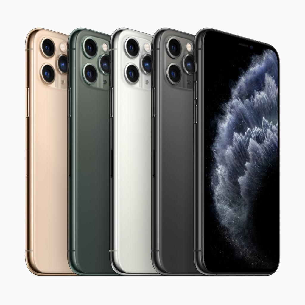 新型iPhoneレンタル開始!iPhone11 iPhone11Pro iPhone11ProMax画像